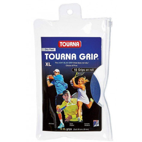 Tourna Grip Overgrip TOURNA GRIP XL x10