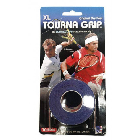 Tourna Grip Overgrip TOURNA GRIP XL x3