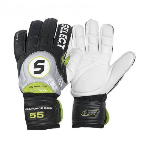 Select Guantes portero Futbol 55 Extra Force Grip
