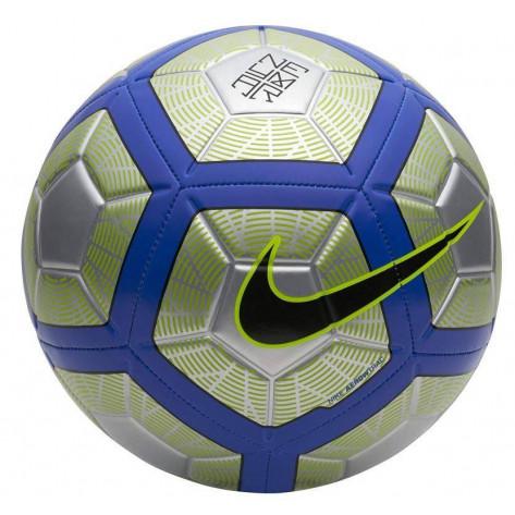 NYMR NK Strk Nike Balón Fútbol Chrome/Volt/Racer Blue/Black