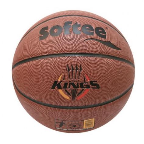 Balón Baloncesto Cuero Softee