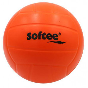 Balón Voley Softee Soft Naranja