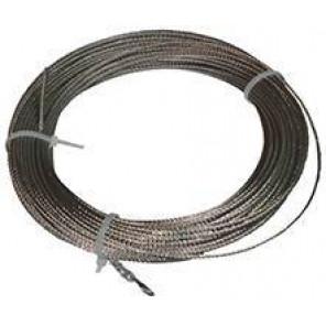 CABLE ACERO INOX 3 MM PARA CORCHERA - METRO LineaL-