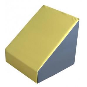 Figura RAMPA Grande  60X60X60 cm - Amarillo/Gris 60X60X60 cm