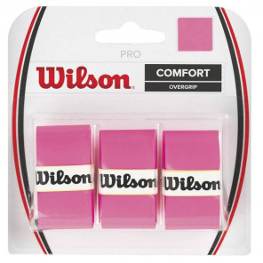 Sobregrip Wilson PRO COMFORT x3 Rosa
