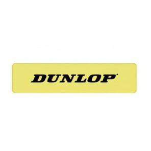 Marcador línea Dunlop Amarillo pack 12