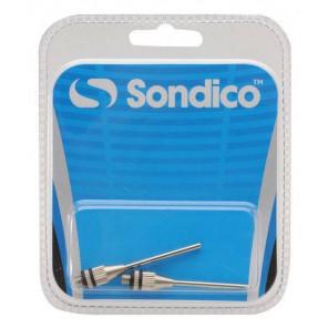 Agujas Metal Hinchado Sondico Rosca 3 mm