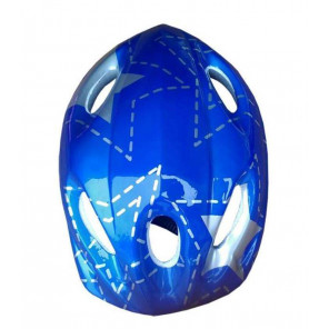 AND TREND Casco Infantil Softee 54 Azul