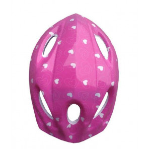 AND TREND Casco Infantil Softee 54 Rosa