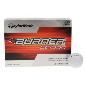 Bola Golf TaylorMade Burner Speed Golf Balls 12 Pack