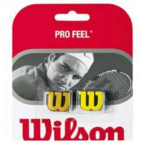 Antivibrador Wilson PROFEEL BLADE GO/PRO Amarillo