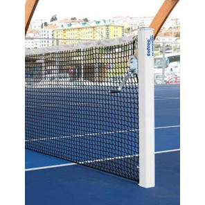 Red de Tenis Malla DOBLE COMPLETA
