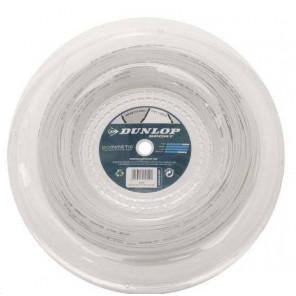 Cordaje Squash Dunlop great White 200m 1.18mm Blanco