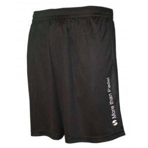 Pantalón Pádel Softee CLUB Negro