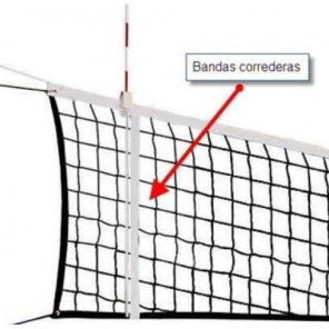 1438 Bandas Correderas de Voleibol Competición