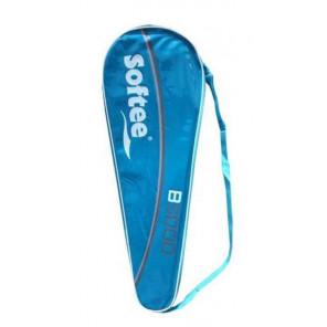 Raqueta Badminton Softee B5000 funda
