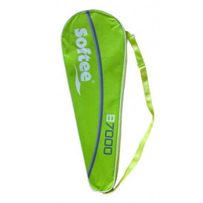 Raqueta Badminton Softee B7000 funda