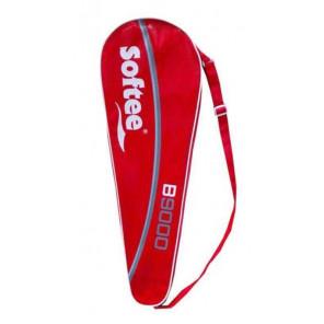 Raqueta Badminton Softee B9000 funda