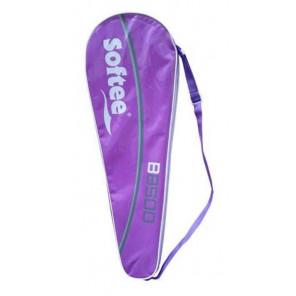 Raqueta Badminton Softee B8500 funda