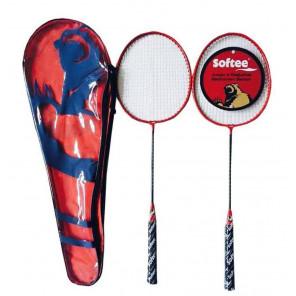 Juego 2 Raquetas Badminton Senior