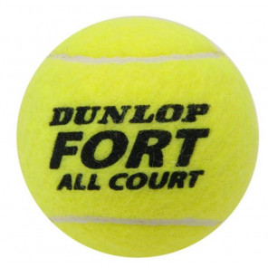 Pelotas Tenis Dunlop FORT ALL COURT TS 12 balls
