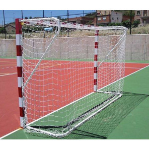 1859 Juego Redes Fútbol SALA/Balonmano 3mm LINEA PREMIUM