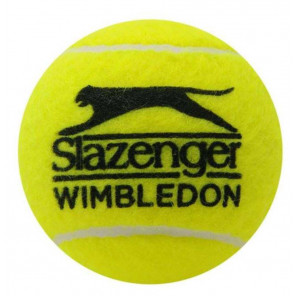 Pelotas de Tenis Slazenger WIMBLEDON 3x24 Caja