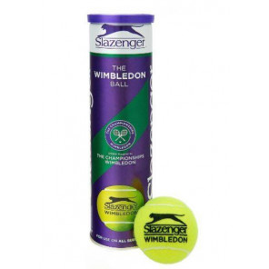 Pelotas Tenis Slazenger WIMBLEDON x12 (3x4)