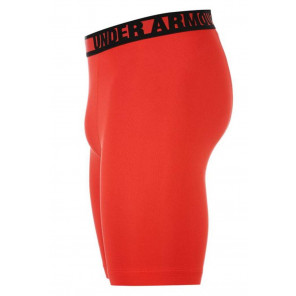 Under Armour HG Core Shorts Hombre Rojo-S