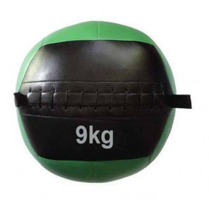 BalonENTRENAMIENTO FUNCIONAL  Verde talla 9 KG