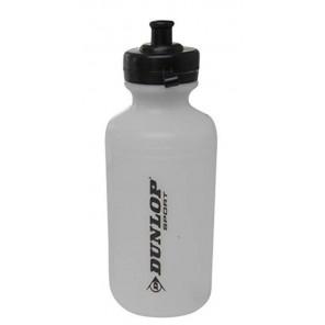 Bidón Dunlop plástico 500ml. con soporte Bicicleta