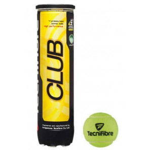Pelotas Tenis Tecnifibre CLUB TOURNOI 3balls