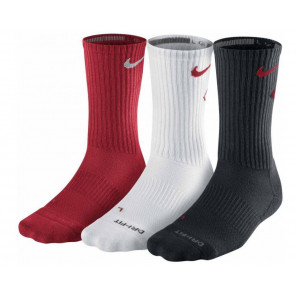Calcetines Nike Dri Fit Fly Cotton 3 pares