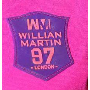 Chaqueta Willian Martin ATHLETIC FATAL Mujer