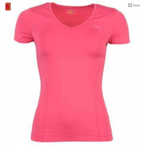 Camiseta Puma Mujer WT Essentials DRYCELL-XS