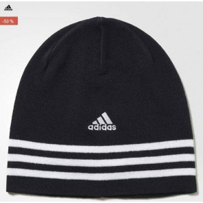 Gorro Adidas Perfomance S3 3 bandas negro Hombre