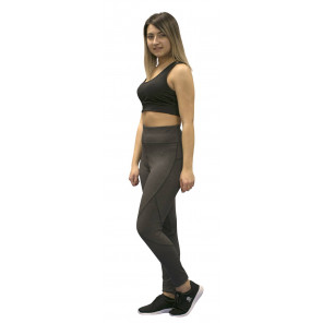 Leggins Softee FIT LENA Gris Oscuro S