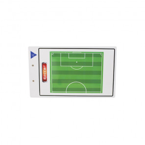 Carpeta fútbol reversible softee plus
