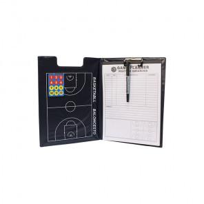 Carpeta táctica profesional A4 Baloncesto