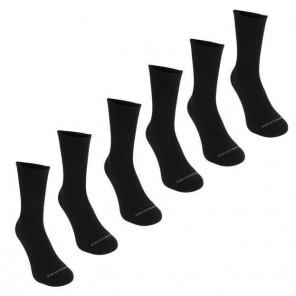 Skechers Calcetines deportivos Terry Hombre x6