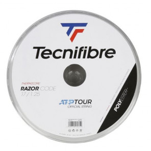 Cordaje Tenis Tecnifibre RAZOR CODE 200 m