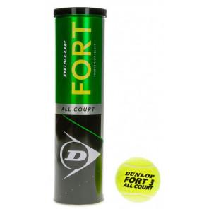 Dunlop Pelotas Tenis FORT ALL COURT TS 18x4
