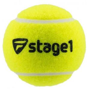 Tecnifibre Pelotas Tenis Stage 1 Soft Caja (24x3)