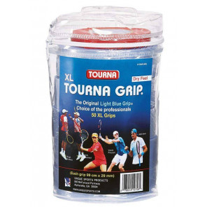 Tourna Grip Overgrip TOURNA GRIP XL x50