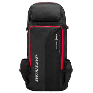 Mochila CX Dunlop Perfomance Long Backpack Negro Rojo