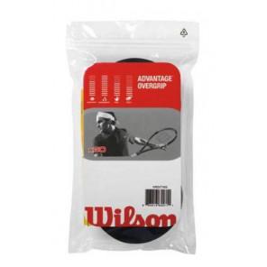 Sobregrip Wilson ADVANTAGE Negro Set x30