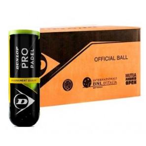 Dunlop Pelotas Padel PRO Padel Caja 24x3