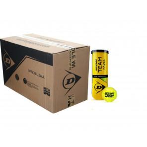 Dunlop Pelotas Pádel TEAM Pádel Caja 72 (24X3)