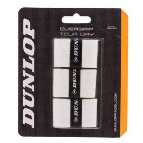 Dunlop Overgrip TOUR DRY x3