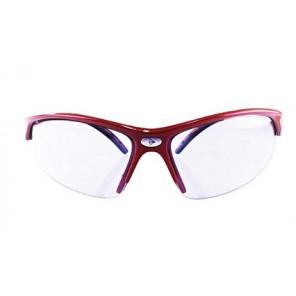 Gafas Proteccion Squash Dunlop I-Armor Rojo